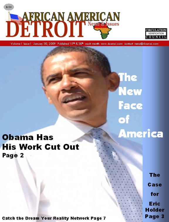 Click For Detroit African American New And Issues